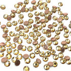 Crystal Golden Shadow (001 GSHA) Swarovski 2038/2028 34ss Flatbacks Hotfix ss34