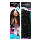 Sensationnel Premium Too Mixx Multi Curl Caribbean Wave 5pcs One Pack Complete