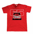 Classic Cooper S 65, Mens Rally Car T Shirt, Novelty Christmas Gift for Him Dad
