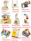 New Wooden Hamster Furniture House Toy