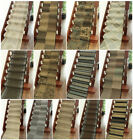 Flatweave Hardwearing Stair Carpet Sisal Jute Style Anti Slip X Long Hall Runner