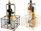T&G Provence 4 Bottle Holder In Cream Or Brown Wireware FREE DELIVERY 23002,32
