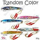 1-12pc Fishing 2.75oz 80g Vertical Butterfly Speed Knife Jig Hook Lures Bait New