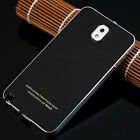 luxury Ultra-thin metal aluminum case cover skin for Samsung galaxy Note 3 N9000