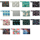 U PICK Mini Wet Bag Waterproof Reusable for Mama Cloth Menstrual Pad Tampo