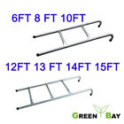 Trampoline ladder 2 3 Step Safe Universal fit 8 10 12 13 14 15 ft Garden