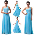 Long Maxi Chiffon Formal Dresses Ball Gown Evening Party Bridesmaid Prom Dress