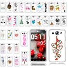 For LG Optimus G Pro E980 Art Design PATTERN HARD Case Phone Cover Accessory