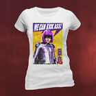 Kick Ass 2 - Hit Girl Quote Womens - Girlie Shirt