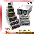 UK Stock DC12/24V Universal Regulated Switching Power Supply for LED Strip/CCTV