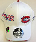 NHL Montreal Canadiens Reebok Official 2nd Season Pro Shape Cap Hat NEW