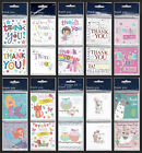 Thank You Cards - 8 Pack - Various Designs