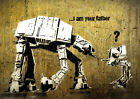 Star Wars, I am your father, Walker A3 A4 Poster