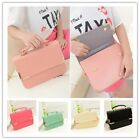 New Fashion Girls Shoulder Handbag Tote Lady Purse Messenger Bag PU Leather