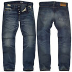 Replay Herren Jeans Hose M983 Waitom Laserblast Regular Slim