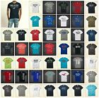 New Hollister by Abercrombie Men Dixon Lake T-shirt Graphic Muscle Fit All Size