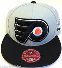 NHL Philadelphia Flyers Mitchell and Ness Fitted Hat XL Logo Cap M