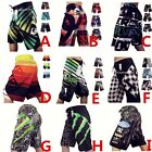 Mens Surf Board Shorts Beach Short Beach Swim Pants Board short 32 34 36 38