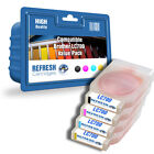 COMPATIBLE BROTHER LC700 PRINTER INK CARTRIDGES- 4 CARTRIDGE EVERYDAY VALUE PACK