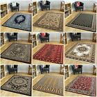 Traditional Floral Small Large Rugs Quality Classic Country Floral Cheap Mat NEW
