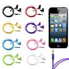 3.5mm Headphone Earphone Earbuds Headset for Samsung iPhone 5 5S iPod MP3 MP4 PC