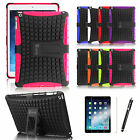 Built-in Hard Kickstand Case Cover Protector for iPad Mini 3, iPad Mini 2/1