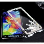 New Long Diamond Case Cover For Iphone 4 5s Samsung Galaxy Note3 i9500 i9300 S5