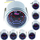 Car Pointer Boost Vacuum Water Oil Temp Press Volt Tacho Gauge Meter Dials AB