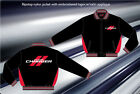 Dodge Charger Officially Licensed Lightweight Nylon Ripstop Black Jacket-JH