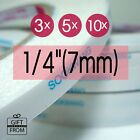 """7mm 1/4"""" x 27yd SooKwang Double sided Adhesive tape Scor-Pal Scor-tape"""