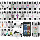 For Motorola Moto X Phone XT1058 White/Black KICKSTAND Hybrid Hard Case Cover