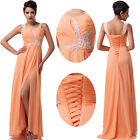 Salable Long Maxi Evening Bridesmaid Wedding Graduation Formal Party Prom Dress