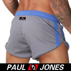 free shipping Men's Sports exercise GYM Sexy Underwear Boxer UnderPants Hot 2014