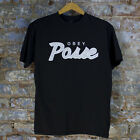 Obey Posse Script Casual Short Sleeve T-Shirt New - Black - Size: M
