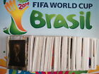 2014 FIFA World Cup Stickers Numbers 300-359 Panini Brasil Brazil Stickers Foils
