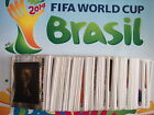 2014 FIFA World Cup Stickers Numbers 540-599 Panini Brasil Brazil Stickers Foils