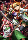 HIGH SCHOOL OF THE DEAD ANIME LARGE POSTER, VARIOUS SIZES