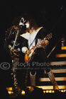 Kiss 77/08/19 photo 3-15, Gene Simmons Ace Frehley - SAN DIEGO