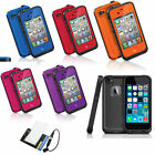 Full Body Waterproof Shock/Dustproof Protector Case Pouch For iPhone4/4S/5/5S/5C