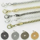 "2.4mm 3.2mm Corn Chain Jewellery Making Necklace w/ Connector 70cm/28"" 5 Colours"