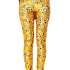 Sexy Women's Slim Graphic Printed Pattern Stretchy Pencil Pants Tights Jegging