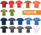 Regatta Mens Lightweight Summer Cooling Comfort Exercise Adventure T Shirts