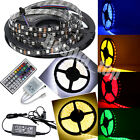 20M/15M/10M/5M LED RGB Color Change Strip Light Kit Flexible Cutable Waterproof