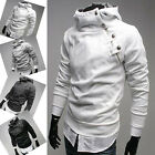 2014 COOL Men Outerwear Lässig Classic Jacke Hoodies-Mantel 4Color S M L XL