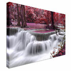 Dong Pee Sua Waterfall Canvas Art Cheap Wall Print Large Any Size