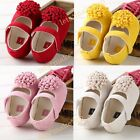 Newborn Big Flower Sandals Infant Girls Toddler baby shoes size 0-18 months