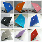 "Rubberized PC matt Hard Case laptop shell for New Macbook AIR 11"" 13"" Pro 13"" 15"