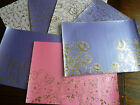 Kanban 'Papers' 7x A4 - Pearlescent - Gold-foiled - Design & Colour Options