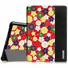 Slim Leather Folio Stand Cover Case for SM-T800 Samsung Galaxy Tab S 10.5 Tablet