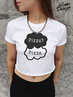 * Pizza? Pizza. Crop Top Tank Tumblr Fashion The Fault In Our Stars Okay Okay *